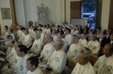 Ouverture de la Grande Assemblée du Peuple de Dieu du Vietnam 2010