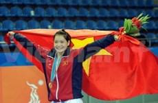 ASIAD 16 : 1ère médaille d'or pour le Vietnam