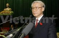 Clôture de la Grande Assemblée du Peuple de Dieu du Vietnam