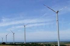 Construction d'une centrale éolienne