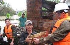 335 mlds de dôngs pour les provinces sinistrées