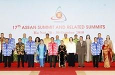 Succès du VN à la présidence de l'Asean