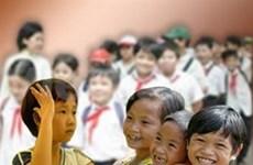 La BM satisfait du projet d'éducation pour les enfants défavorisés