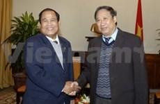 VN-Cambodge: Coopération approfondie dans la religion