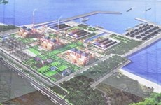 La Chine finance la construction de la centrale Vinh Tan 2