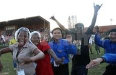 Colloque sur la jeunesse vietnamienne à Pretoria