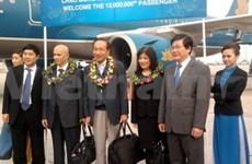 VN Airlines accueille son 12 millionième passager