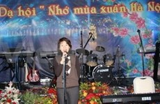 """Soirée de gala"""" Souvenirs du Printemps de Hanoi"""" à Berlin"""