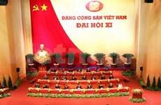 Félicitations au 11e Congrès national du PCV
