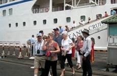 Deux croisières étrangères jetent l'ancre au port de Da Nang