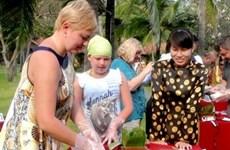Binh Thuan : forte hausse du nombre de touristes étrangers