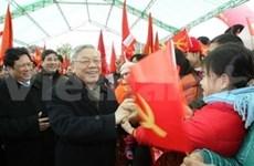 Tuyen Quang : valoriser la tradition révolutionnaire