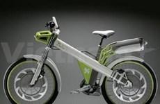 Tour du monde à vélo à énergie solaire