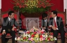 Le Vietnam souhaite resserrer ses liens avec le Japon