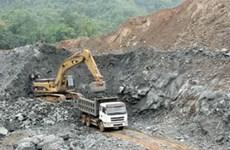 Contrat d'exploitation du fer Vietnam-Laos