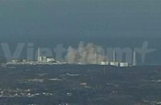 Les responsables japonais excluent une explosion au réacteur N°1