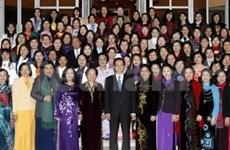 Le Vietnam estime toujours le rôle de la femme