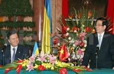VN et Ukraine développent une coopération intégrale