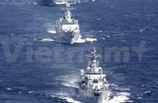Une délégation militaire du Vietnam en Indonésie