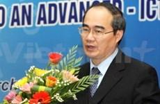 TI: Secteur de pointe pour le développement du pays