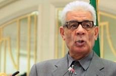 Le ministre libyen des AE démissionne