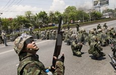 Thaïlande: l'armée réfute la rumeur d'un putsch