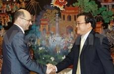 Intensification de la coopération Vietnam-Russie dans l'industrie