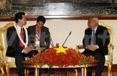 Le PM vietnamien entame sa visite de travail au Cambodge