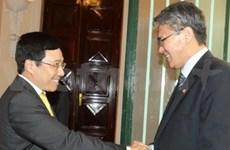 VN-R. de Corée : dialogue sur la diplomatie et la sécurité