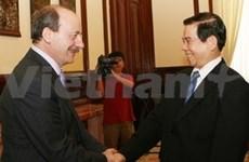 Vietnam-Russie: Coopération dans l'ophtalmologie