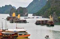 Mobilisation des ressources pour le vote de la baie de Ha Long