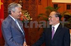 La Belgique encourage ses entreprises à investir au Vietnam