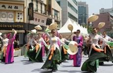 Le Vietnam à la Foire d'amitié Séoul 2011