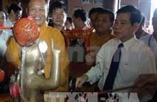 L'Eglise bouddhique marche de pair avec la Nation