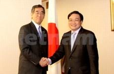 Le Vietnam prêt à aider le Japon pour régler les dégâts