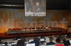 Météorologie : le Vietnam participe au Congrès mondial