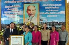 Des Viet Kieu de Thaïlande à l'honneur