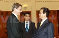 Vietnam-Allemagne : prochain partenariat stratégique