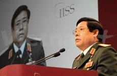 La sécurité du Vietnam reliée à la sécurité de la région