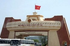 Une délégation du GC se rend à Quang Tri