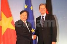 Vietnam-Allemagne : promotion pour un partenariat stratégique