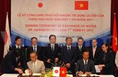 APD : le Japon octroie 508 M de dollars au Vietnam