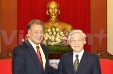 Le PT du Mexique renforce ses relations avec le Vietnam