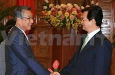 Le PM salue les progrès de l'Initiative commune Vietnam-Japon