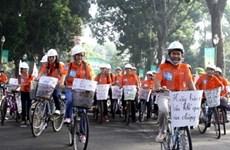 Une tournée transvietnamienne en bicyclette