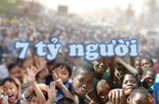 Célébration de la Journée mondiale de la population