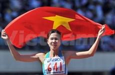Athlétisme: le Vietnam remporte une médaille d'or