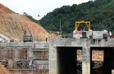 15,5 millions de dollars pour la centrale hydroélectrique de Dakdrinh