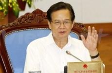 Biographie du Premier ministre Nguyen Tan Dung