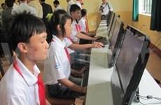 Médaille d'or pour le Vietnam aux 23es Olympiades d'informatique